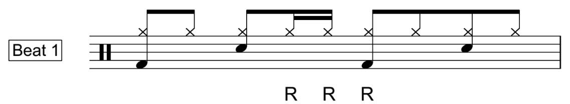 Rudiment Beats