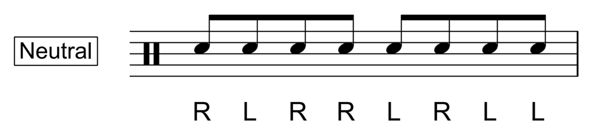 Paradiddle Exercises