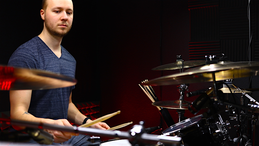 Lane Parsons Drum Teacher